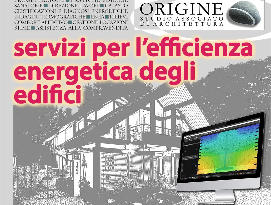Depliant Servizi per efficienza energetica edifici